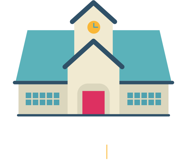 For Google and Microsoft Schools icon